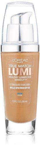 L'Oréal Paris True Match Lumi Healthy Luminous Makeup, C6 Soft Sable, 1 fl. oz. (L Oreal True Match Lumi Healthy Luminous Makeup)