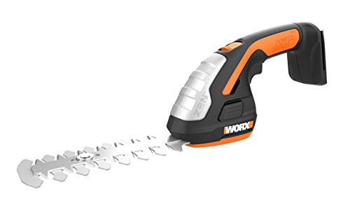 Worx WG801.9 20V Shear Shrubber Trimmer, Bare Tool Only