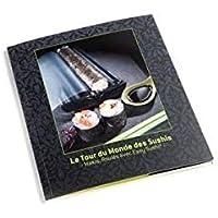 Lansa design - le tour du monde des sushis - Livre de recettes pour easy sushi 3.5cm EASY SUSHI