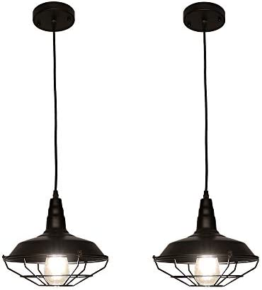 LynPon Industrial Barn Pendant Light