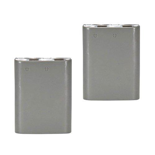 Datona BATT-990 Cordless Phone Combo-Pack includes: 2 x UL990 (990 Cordless Phone Battery)