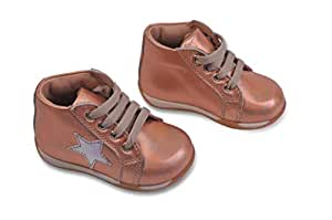 Amici Shoes Gold Shoes For Girls