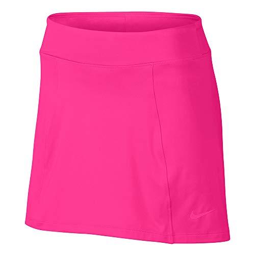 NIKE Women's Precision Knit 2.0 Golf Skort (Hyper Pink, X-Large) ()