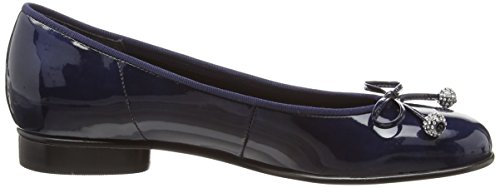 Gabor Shoes Lisa, Ballerines Femme, Bleu (Marine 76), 39 EU