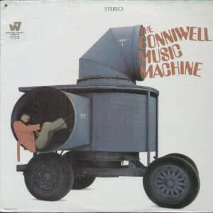 The Bonniwell Music Machine [Vinyl LP Record]