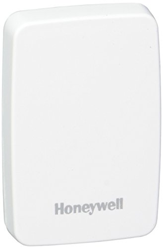Sensor Thermostat Temperature Remote (Honeywell C7189U1005 White Indoor Remote Temperature Sensor For Th7000 and Th8000 Thermostats)