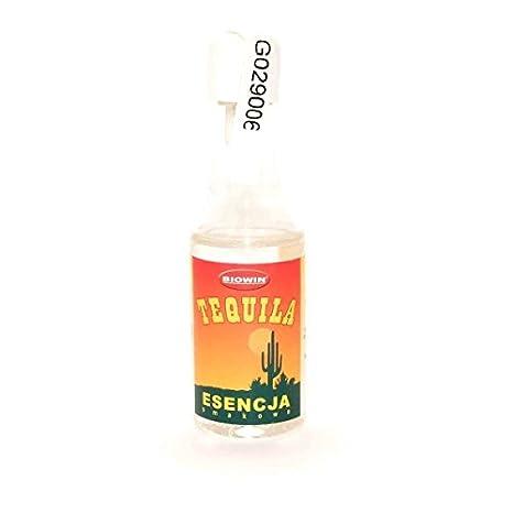 TEQUILA - Esencia de alcohol, esencia espiral, vodka essences, saboreo, turbo levadura, licor: Amazon.es: Hogar