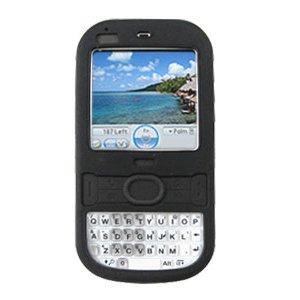 Amazon.com: BLACK SILICON SKIN Cover Case for Sprint Palm