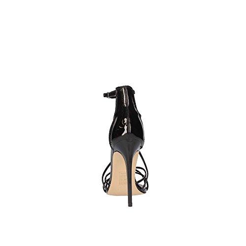 Exterior Deportes Zapatillas negro Steve Negro para Madden 37 Mujer para de Negro qAwfU
