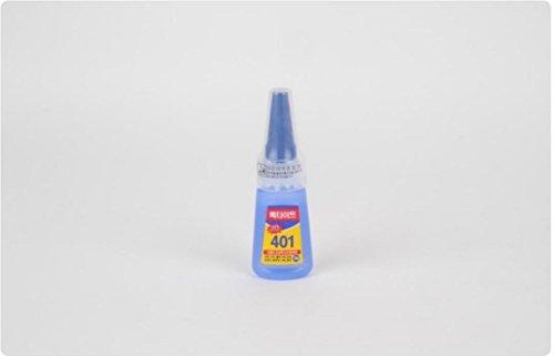 25 X Loctite 401 20g Instant Adhesive Stronger Super Glue Multi-purpose by Loctite (Image #3)