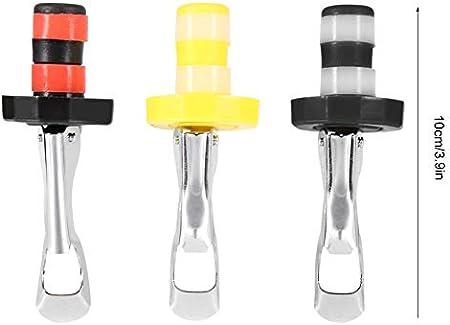 Tapón de botella de vino tinto reutilizable prensa manual corchos botella de vino botella de bebidas botella de silicona acero inoxidable sellado al vacío herramientas