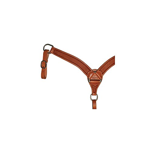 Reinsman Basketweave Breast - Breast Collar Reinsman