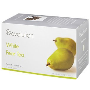 Revolution Tea Pear White Tea, 16 Count (32 Count)