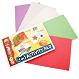 48 Pack - 3-in-1 Activity Pads, 90 Sheets