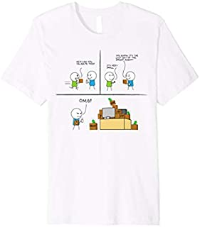 Tester vs Developer can you validate this for me funny T-shirt | Size S - 5XL