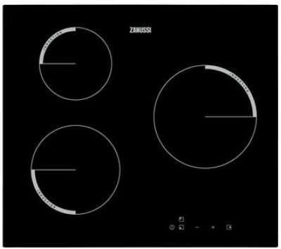 Zanussi - Vitro De Induccion Zanussi Zei-6230: Amazon.es: Hogar