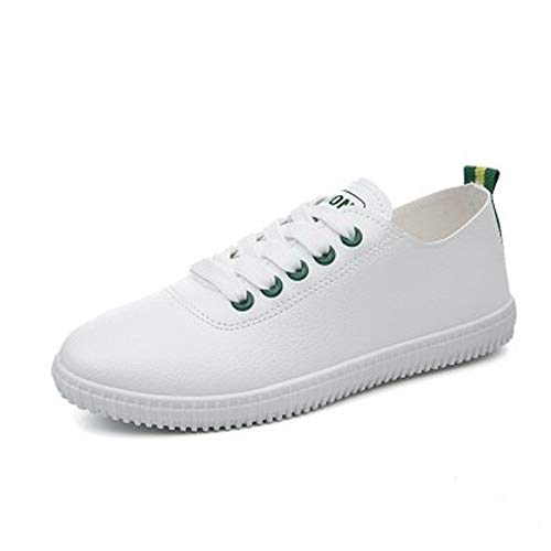 Sportive Sneakers Autunno Bianco Tela Casual Donna Piatte Da Di Scarpe All'aperto Ysfu Sneaker w1B5PP