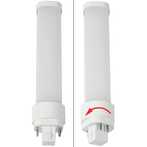 DLC 1020 lm 4000K Green Creative 28377 PL V Daylight White 9.5W