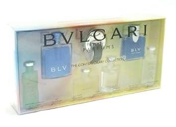 pretty nice 0393a 9ce5b Amazon | ブルガリ ミニチュア 香水 7点セット (並行輸入 ...