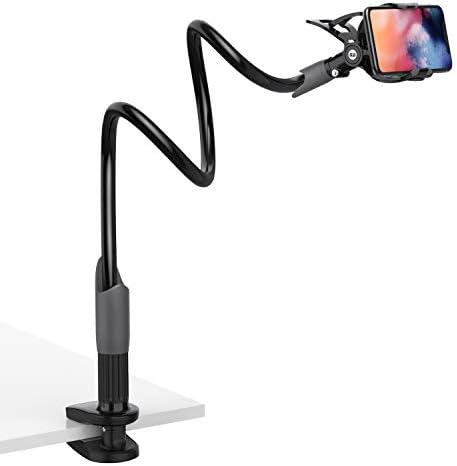 Gooseneck Bed Phone Holder Mount product image