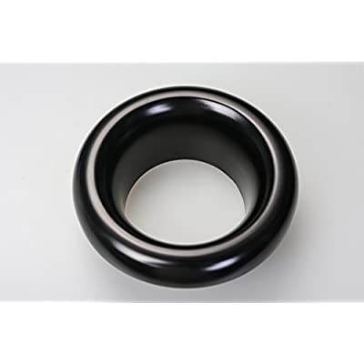 "Autobahn88 Aluminum Alloy Air Intake Ram Duct Funnel, 3"" (76mm), Black: Automotive"