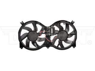 Dorman OE Solutions 621586 621-586 Dual Fan Assembly