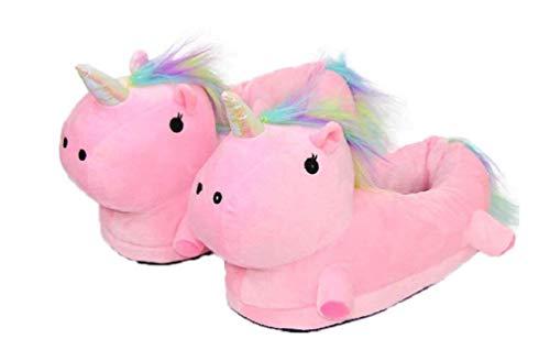 Pantofole Misura Linverno E 42 Caldo Morbido 36 Interno 2 Kaymayn Da Peluche nbsp;cm Per Tenere Di Unicorno Durante Con A Style Adulti 25 Forma Unicorno vaxxdB4