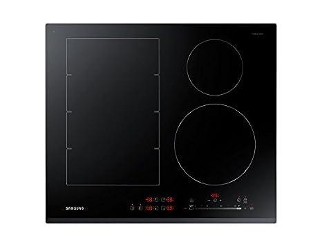 Samsung NZ64K7757BK Incasso A induzione Nero piano cottura: Amazon ...