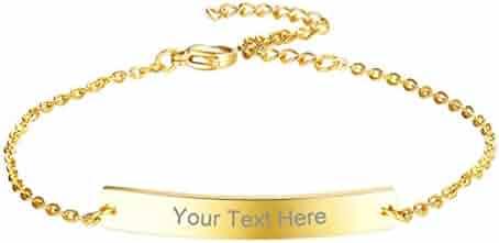 61dd68ec241f0 Shopping Gold Plated - Identification - Bracelets - Jewelry - Men ...