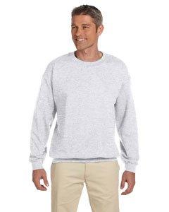(Gildan Men's Heavy Blend Crewneck Sweatshirt - Medium - Ash)