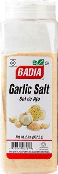 Badia Garlic Salt 2 lbs by Badia