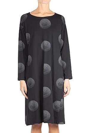 Mama B - Dress Woman Black Parigi P Vestito Fall/Winter