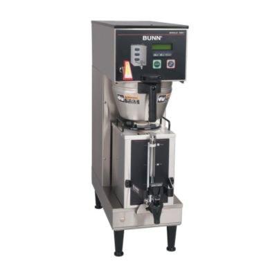 Bunn SH-SINGL-DC-0028 33600.0028 Single Sh Dbc Brewwise Single Soft Heat Coffee Brewer, Holds ()