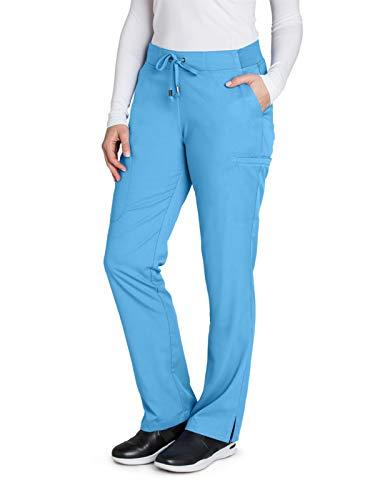 Grey's Anatomy 4277 Straight Leg Pant Ice Berg -
