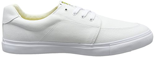 Canvas White 626 Baskets Lyle Blanc amp; Calder Homme Scott Bleu qUTTFw1HZ