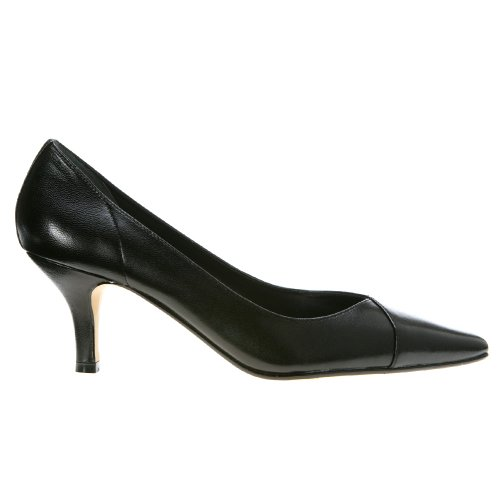 Kidskin Women's Bella Wow Black Pump Vita RnUa8