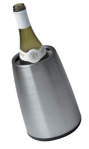 Vacu Vin 3049346 Vacu Vin Prestige Stainless-Steel Tabletop Wine ()