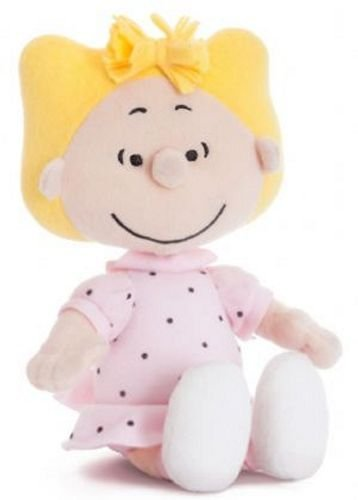 Aurora World 10-Inch Peanuts Sally Soft Toy by Aurora