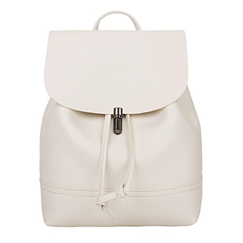 Dark Girls Fashion Weight School Bag Hot Vintage Beige Backpacks for Satchel Bags Light College Womens Travel Daypack Sale Teenager Girl Gray 40UxndWPqU