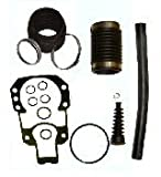 Transom Bellows Service Kit for Mercruiser Alpha One Gen II for 1991 and Up - Replaces 816431A1 and More