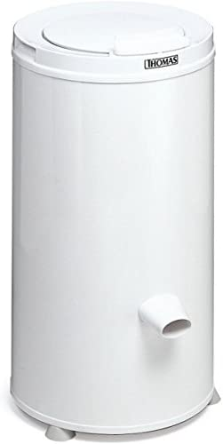 Thomas Spin Drier SEK 776 - Centrifugador de ropa, blanco: Amazon ...