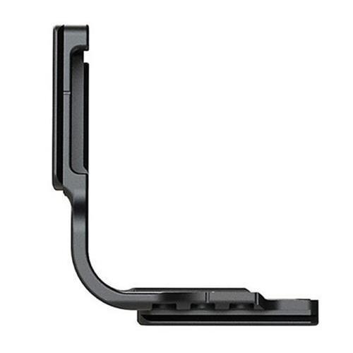 Kirk L-Bracket for Nikon D850 DSLR Camera with MB-D18 Battery Grip