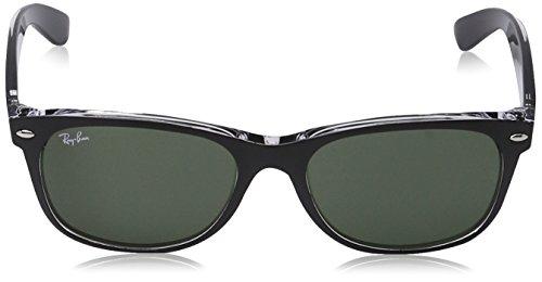 Ray-Ban-Womens-RB21326052-Wayfarer-Sunglasses-Black-55-18-145