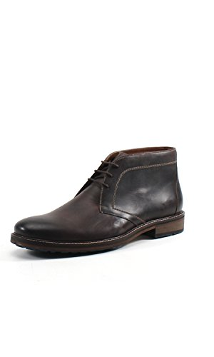 TESTOSTERONE Shoes All Gone Leather Chukka Boot Brown AZr47VX6K