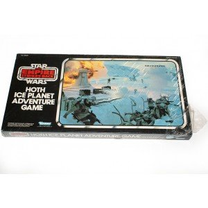 Hoth Ice (Vintage Star Wars ESB Hoth Ice Planet Adventure Game (1977))