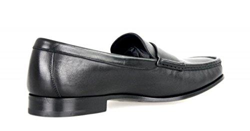 Prada Mens 2db094 34a F0002 Läder Loafers