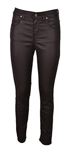 TWENTY cod SIZE NERO Donna KAOS EASY Pantalone 42 BL015 S1rwSvfqx