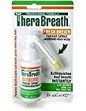 TheraBreath Plus Oral Spray 1 oz (Pack of 12)