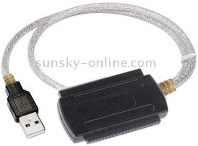 USB 2.0 to IDE /& SATA Cable Color : Color1 US Plug Cable Length: Approx 70cm Durable