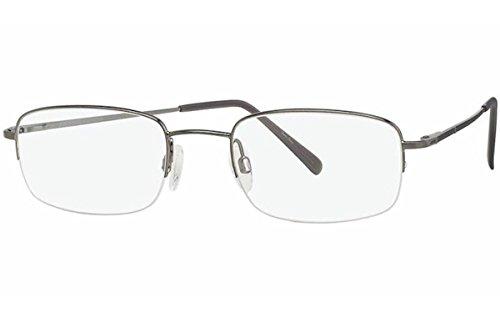 Aristar By Charmant Men's Eyeglasses AR6752 AR/6752 505 Grey Optical Frame 50mm